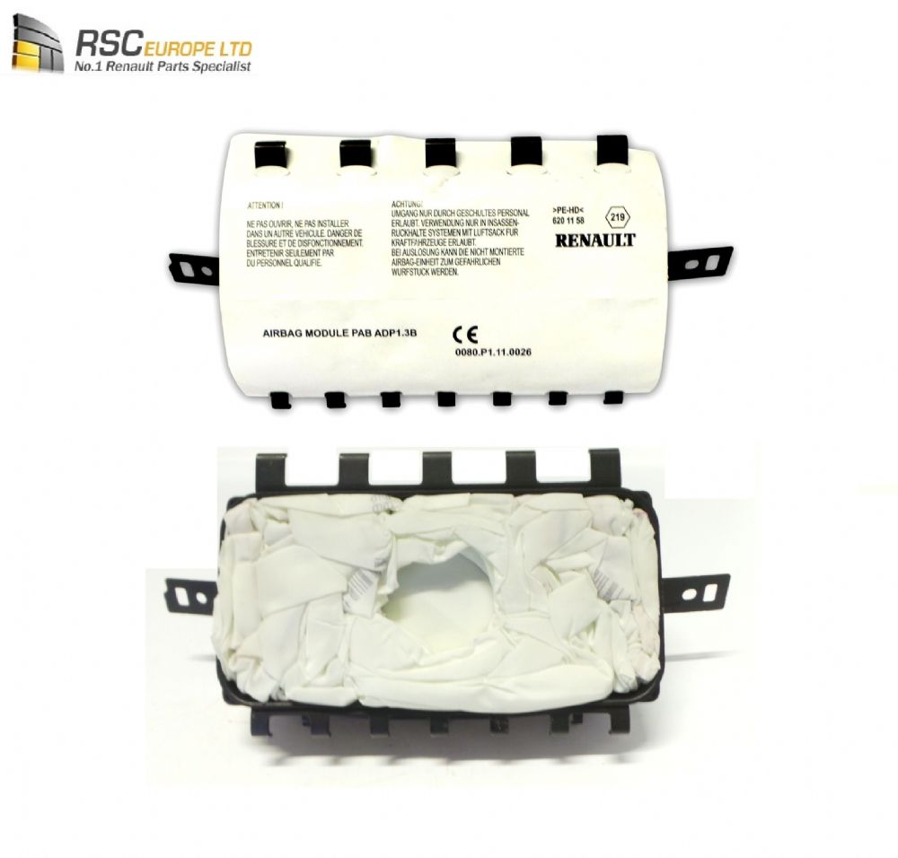 RENAULT CLIO IV PASSENGER SIDE AIR BAG 985258554R